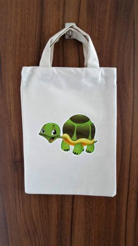 Detská taška 23 x 30 cm, korytnačka