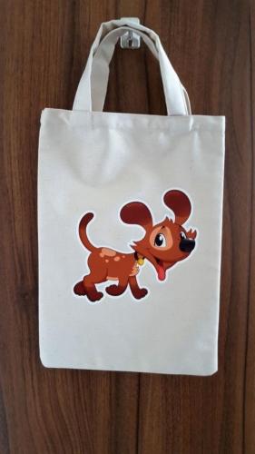 Detská taška 23 x 30 cm, psík