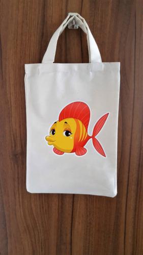 Detská taška 23 x 30 cm, rybička