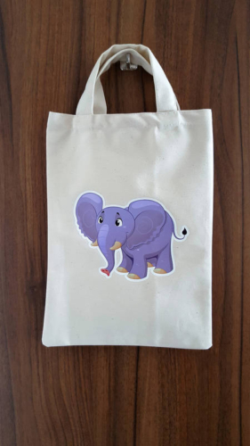 Detská taška 23 x 30 cm, sloník